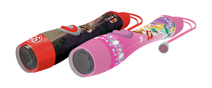 Disney Kids Flashlights
