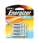 Energizer Advanced Lithium AAA Batteries