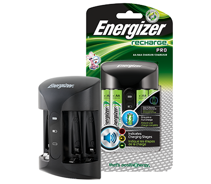 Nimh Battery Charger Energizer Recharge Pro Charger