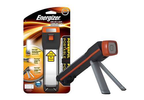 Energizer 3-in-1 Flashlight-fr