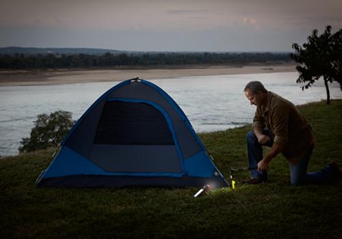 Energizer Standing Flashight Camping-fr