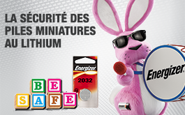 La Securite Des Piles Miniatures Au Lithium