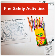Energizer Fire Safety Activities