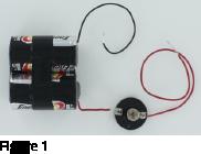 Fabriquer un test de conductivité électrique   Energizer