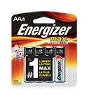 Energizer MAX AA Claim