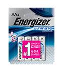 energizer ultimate lithium aa