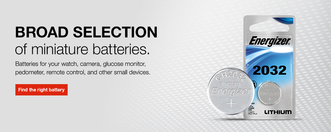 Specialty Battery Banner