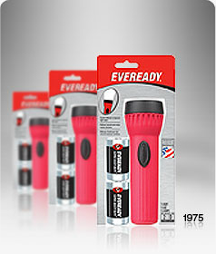 Energizer's first waterproof flashlight