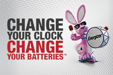Change Your Clock, Change Your Smoke Alarm Battery Banner