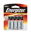Energizer Max Power Seal AA Batteries
