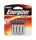 Energizer Max Power Seal AAA Batteries