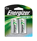 Energizer Rechargeable C Batteries