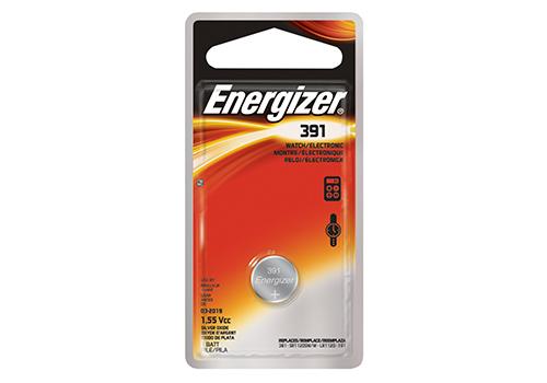 Energizer 391 Battery-fr