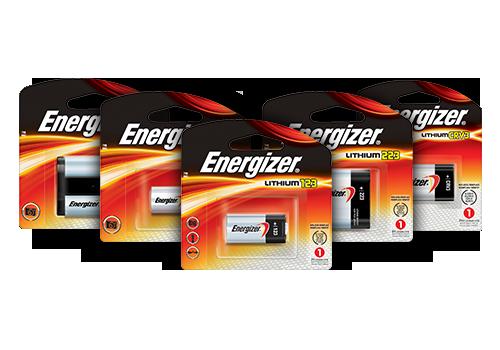 Energizer Photo Batteries
