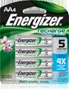 Energizer Recharge Rechargeable Batteries