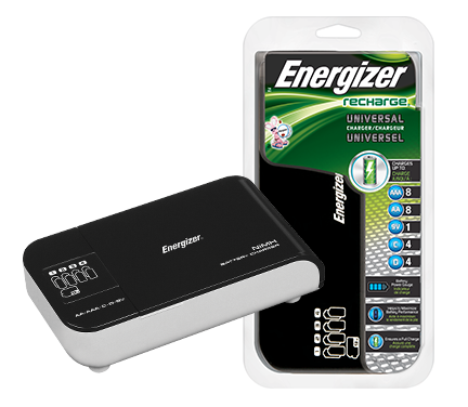 recharge universal battery combo
