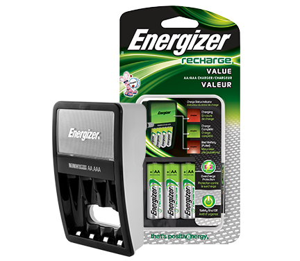 value battery charger combo