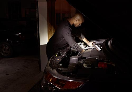 Energizer Flashlight for the Car-fr