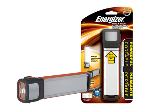 Energizer 2-in-1 LED Flashlight