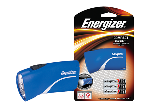Energizer Compact LED Flashlight-fr