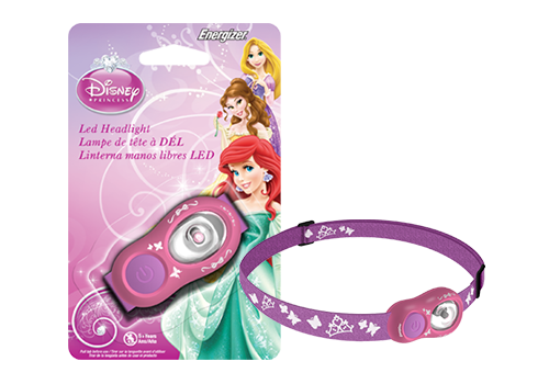 Disney Princess LED Headlight-fr