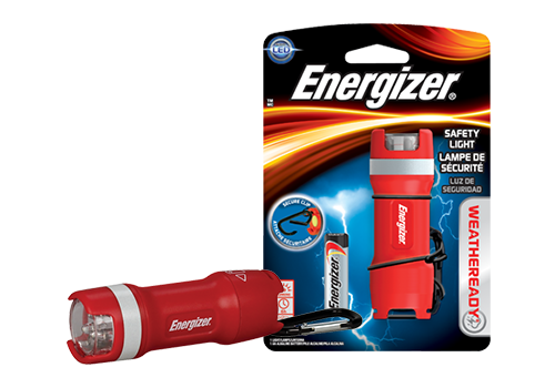 Energizer Safety Light-fr
