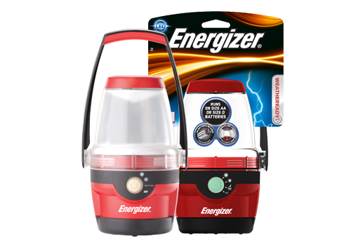 Energizer Battery Powered Lantern-fr