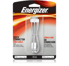Energizer Mobile Power Cables