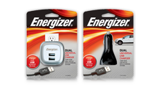 Energizer Charging Accessories