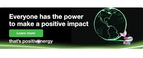 Energizer Positivenergy