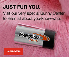 energizer bunny learn more
