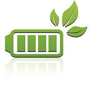 green-battery-icon